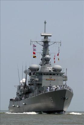 barco de guerra