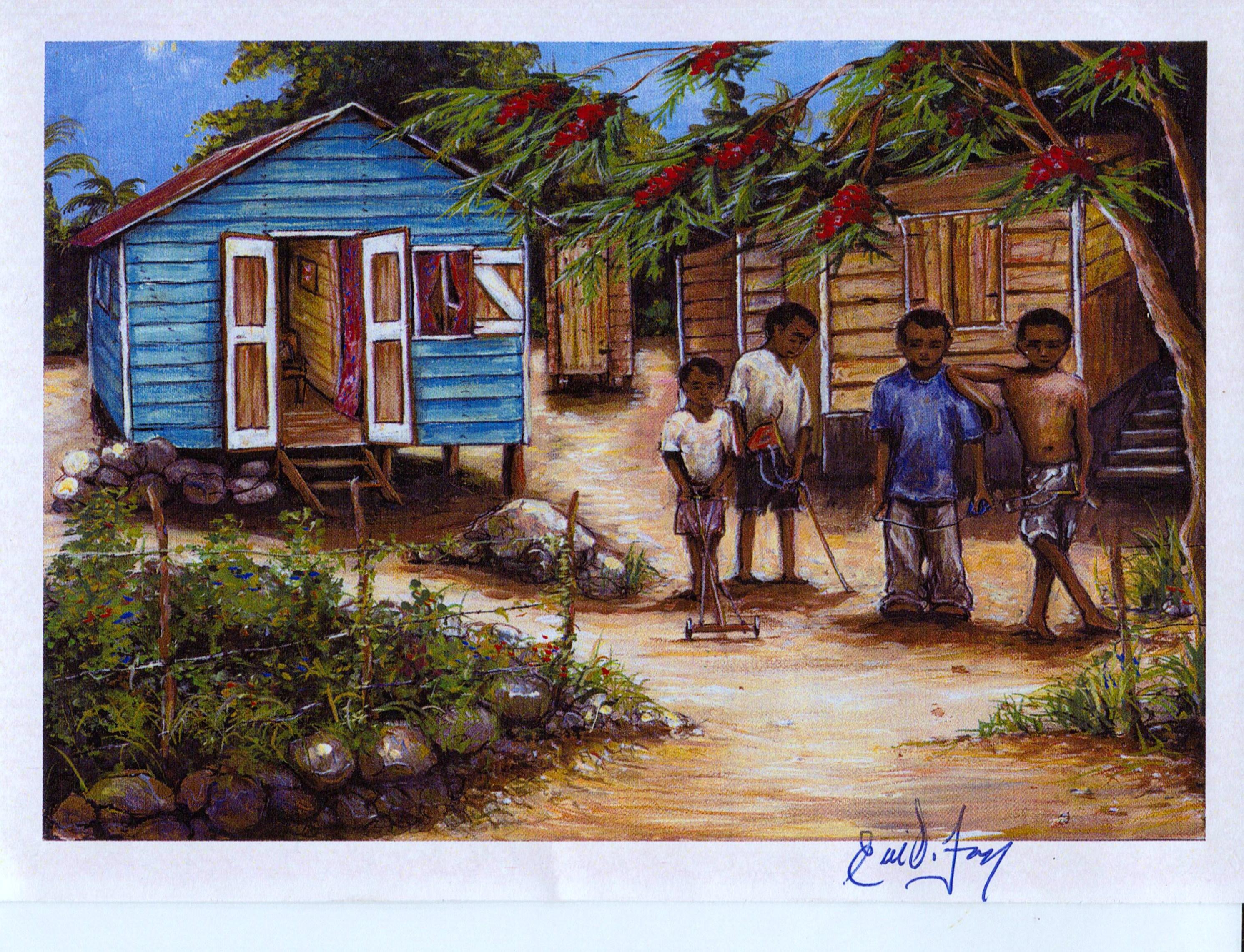 Recuerdos por f lix m ortiz vizcarrondo encuentro al sur for Creador de casas