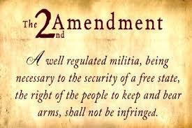 2d amendment
