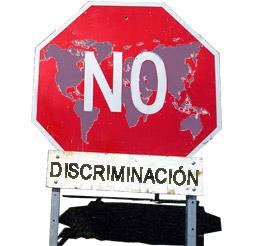 no discriminacion
