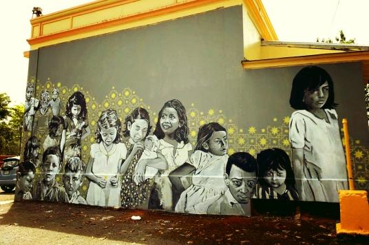 mural escuela Luis Munoz Rivera Bo Boqueron Las Piedrasa
