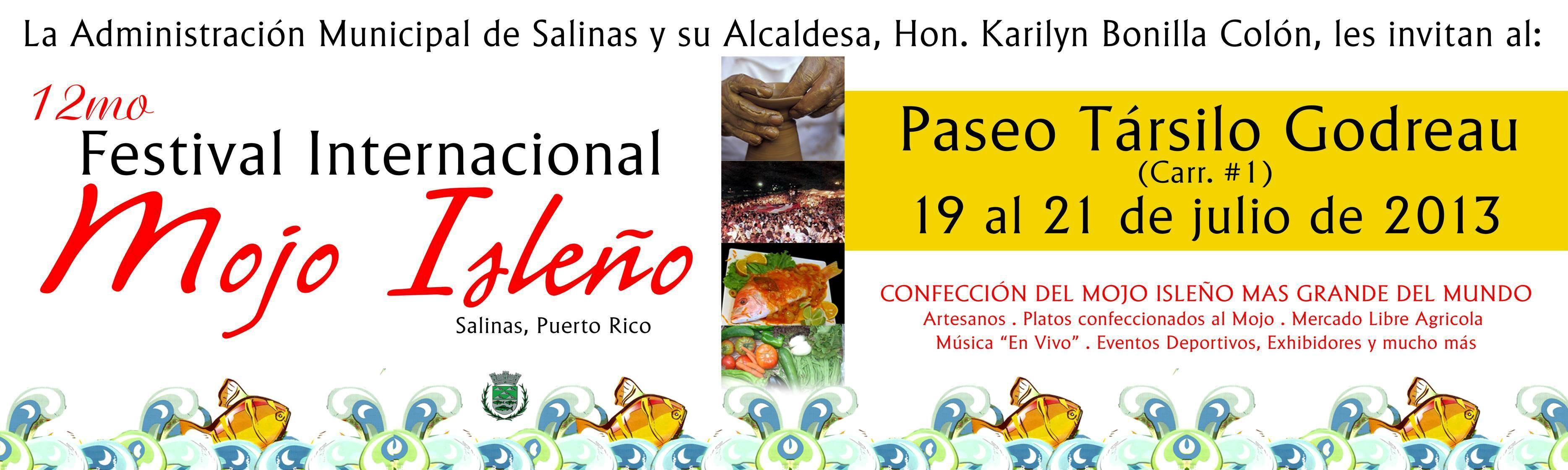 Festival Internacional de Poesía de Puerto Rico 2013
