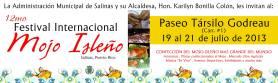 12 Festival del Mojo Isleño