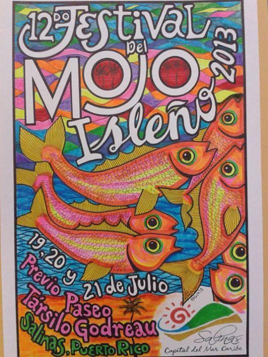 2 Festival del Mojo Isleño