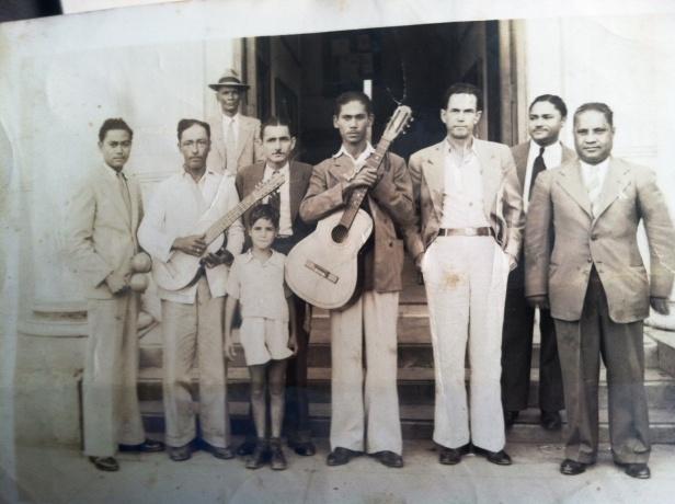 Foto 1945 Alcaldia
