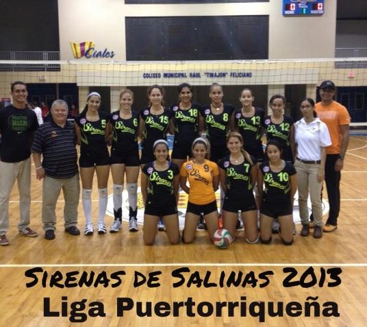 Sirenas de Salinas 2013 2