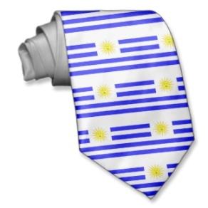 corbata uruguaya