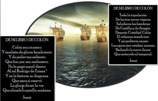Del libro de Colón jsc