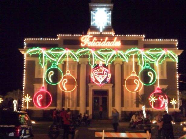Encendido navideño 2013