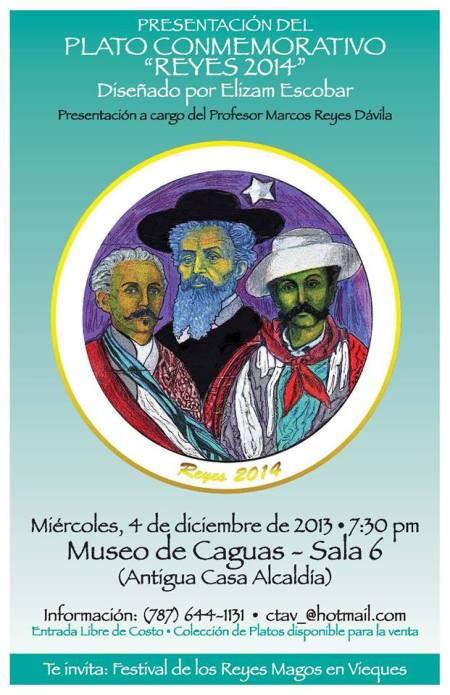 Plato Reyes en Caguas