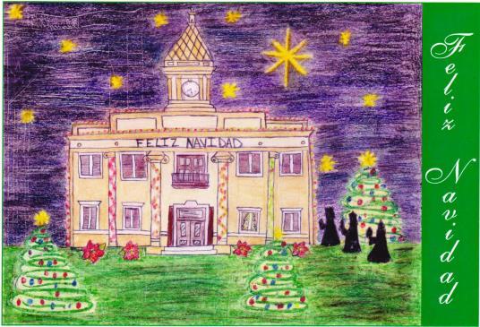 Tarjeta de Navidad  MS 2013 001