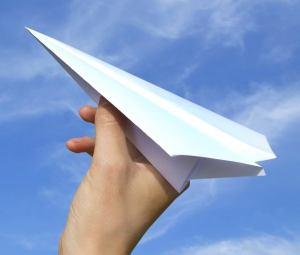 avioncito de papel 3