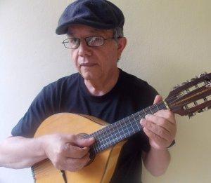 Pablo León Hernandez mandolina
