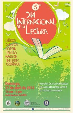 Día Internacional de la Lectura 2014