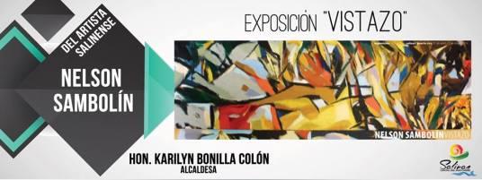 Exposición Viztazo de Nelson Sambolín