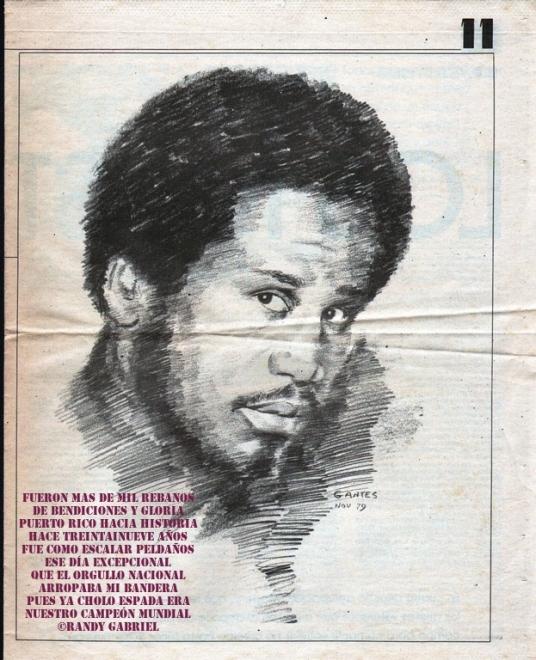 Cholo Espada 1976