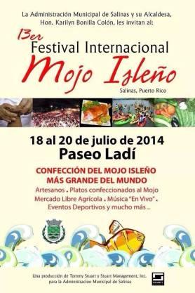 Festival del Mojo Isleño 1