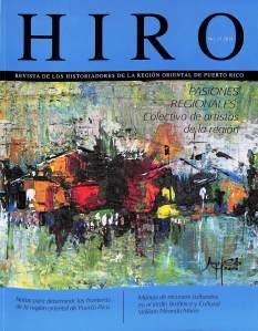 Portada Revista HIRO