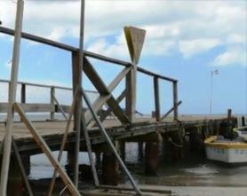 Muelle de la Pescadería de La Playa