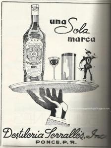 Don Q publicidad antigua