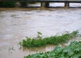 Inundaciones puente de los poleos