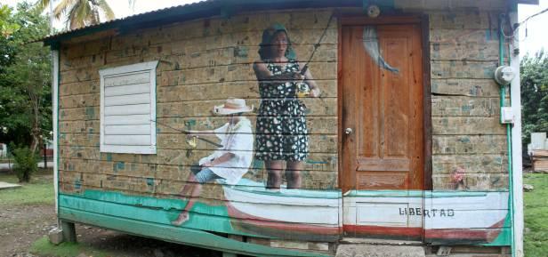 Mural Las Mareas2 lilia mendez