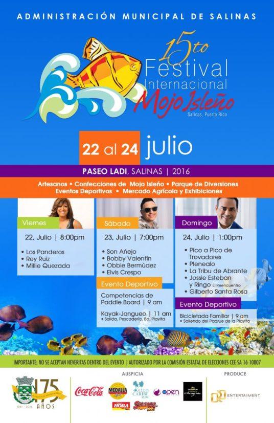 fESTIVAL DEL mOJO iSLEÑO 2016