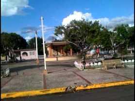 Plaza del poblado El Coquí